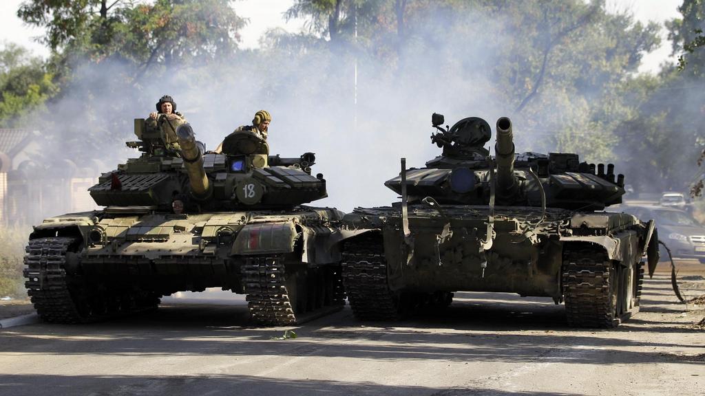 Лента военных событий в Новороссии за 19.11.2015