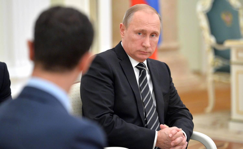 Сирия: решение о выводе российских войск было согласовано
