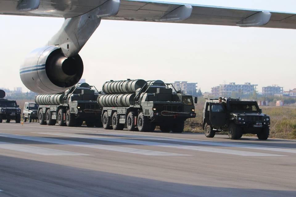 «Перехват» по-американски: США хотят отобрать сирийское небо у России