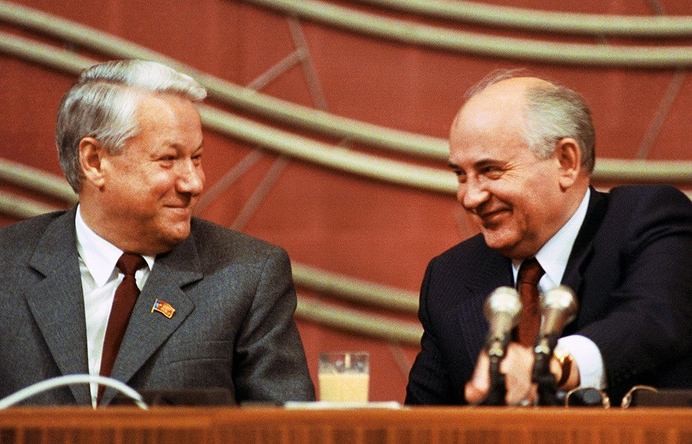 a history of the political program of mikhail gorbachev in the soviet uniton Worked as an economist on mikhail gorbachev's economic reform history of the soviet union remains government from gorbachev, the soviet union fell.
