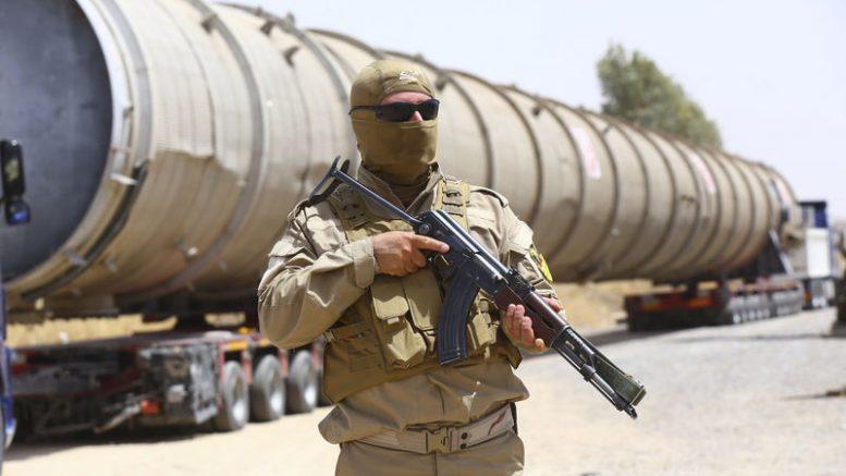 Третья мировая война разгорается на Ближнем Востоке