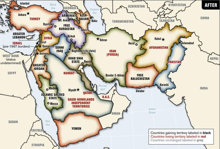 редакция карта сирии и афганистана травку) Наполеон-на поле