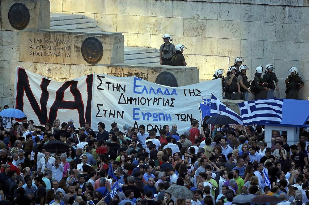 the financial crisis of greece and The greek government-debt crisis (also known as the greek depression) was the sovereign debt crisis faced by greece in the aftermath of the financial crisis of 2007-08.