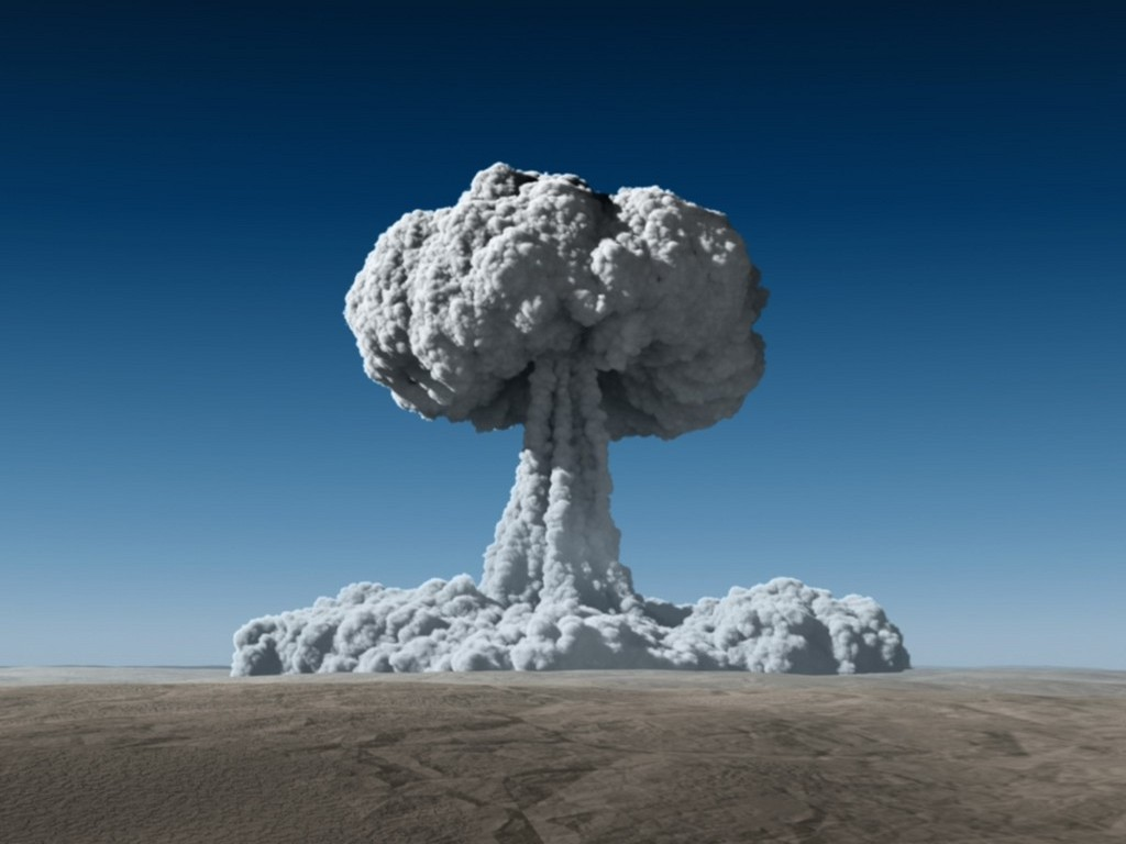 technology and nuclear bombs as the downfall of humanity in the ww ii