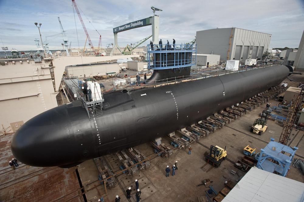 Атомные подводные лодки россии и сша