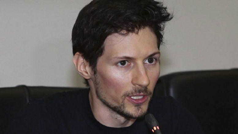 Диссертация Путина ru Дуров рассказал о давлении со стороны ФБР