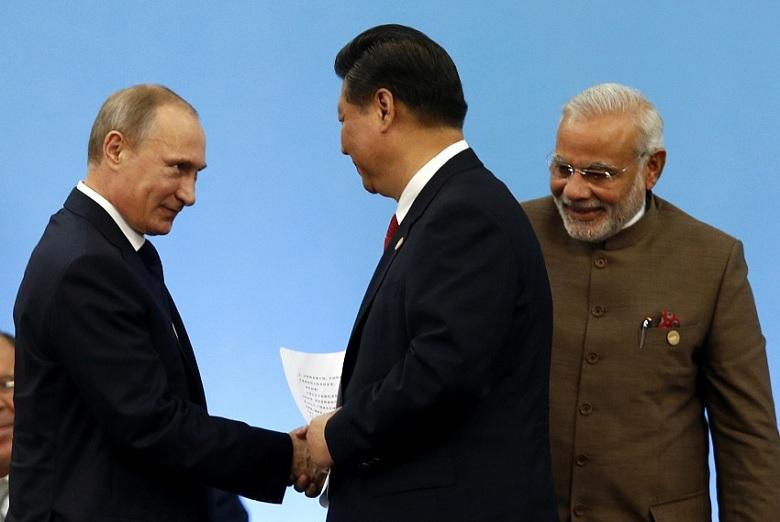 Россия, Индия и Китай создают замену межбанковской системе SWIFT
