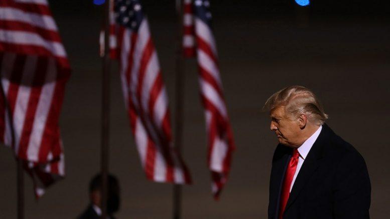 Госпереворот в США. Глубинное государство пожирает Трампа - DISCRED.RU